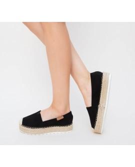 Pantofi Dama Casual Adorria - Negri