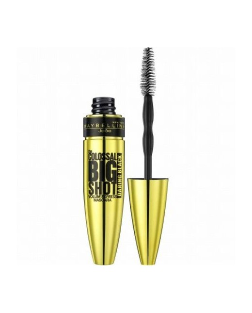 Mascara Maybelline New York Volum' Express The Colossal Big Shot Black, 9.5 ml