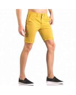 Pantaloni Scurti Barbati -''Tony Moro'' Galbeni