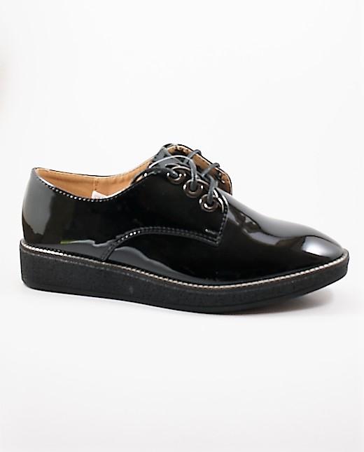 Pantofi Dama Caleis - Negri