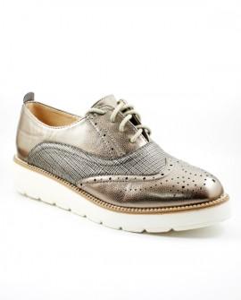 Pantofi Casual Dama Adela - Aurii