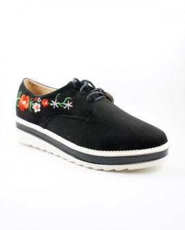 Pantofi Casual Dama Alice - Negri