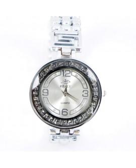 Ceas Dama Realy Quartz -1 Argintiu
