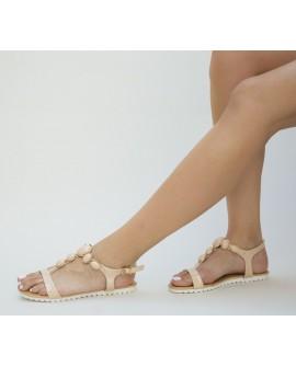 Sandale Alicia Nude