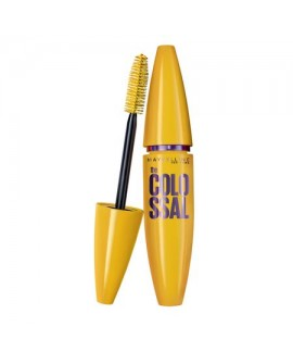 Mascara Maybelline New York Volum' Express The Colossal Black, 10.7 ml
