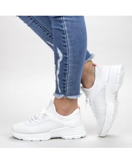 Pantofi Sport Dama Judya  - Albi