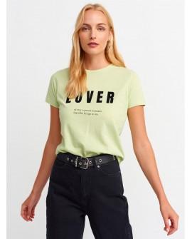 Tricou Dama Dilvin LOVER, Culori Diferite