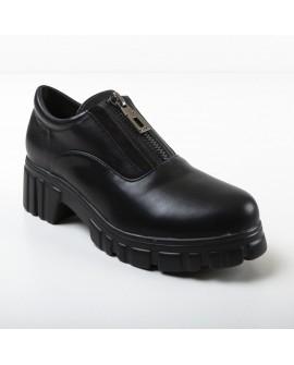 Pantofi Dama Casual,  Laura  - Negri