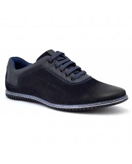 Pantofi Casual Barbati Renda - Bleumarin