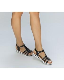 Sandale Wonte Negre