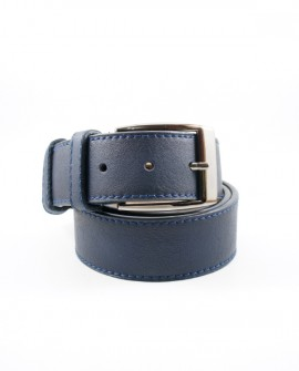 Curea Barbati NANO Belts 1  - Bleumarin Ajustabila