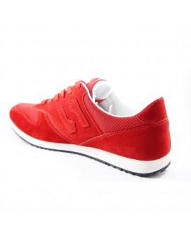 Pantofi Casual Sport Barbati - Addison Rosii