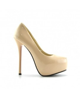 Pantofi Mei Bej